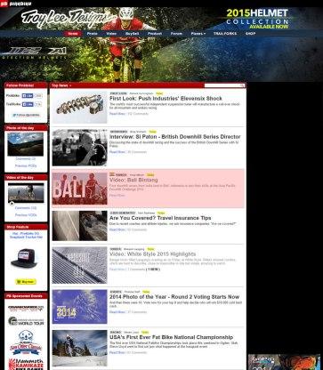 Bali Bintang - Featured on Pinkbike.com