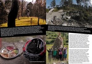 Freerider MTB Mag (India)_Issue 13_Jan 2013 - Page 10-11