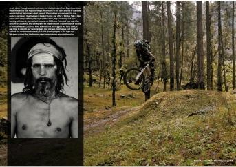 Freerider MTB Mag (India)_Issue 13_Jan 2013 - Page 12-13