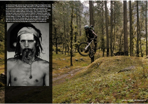 Freerider MTB Mag (India)_Issue 13_Jan 2013 - Page 12-13