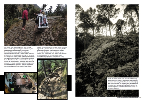 Freerider MTB Mag (India)_Issue 13_Jan 2013 - Page 14-15