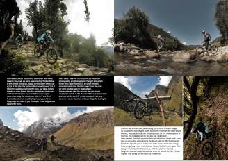 Freerider MTB Mag (India)_Issue 13_Jan 2013 - Page 16-17