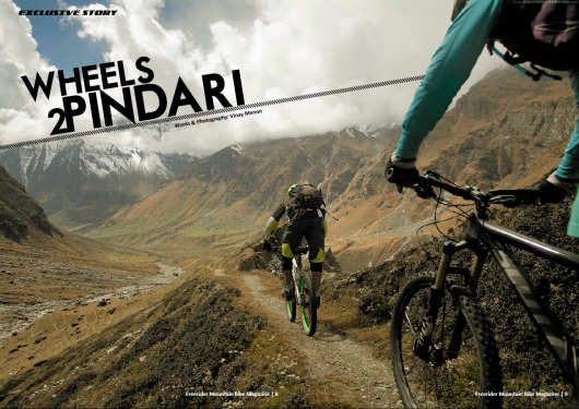 Freerider MTB Mag (India)_Issue 13_Jan 2013 - Page 9