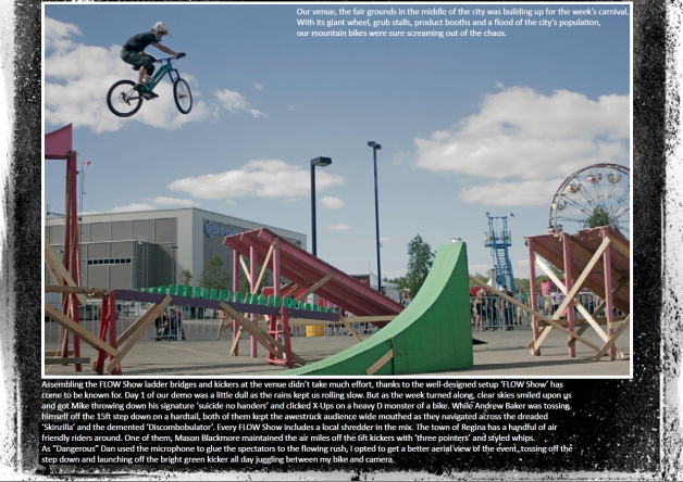 FreeriderMTB Mag (India) _ Issue 12 - Nov 2012_Page 21