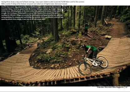 FreeriderMTB Mag (India) _ Issue 12 - Nov 2012_Page 22