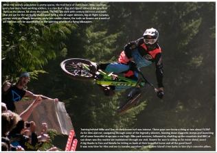 FreeriderMTB Mag (India) _ Issue 12 - Nov 2012_Page 24