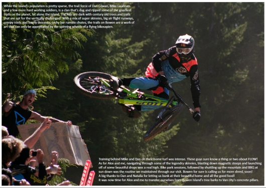 FreeriderMTB Mag (India) _ Issue 12 - Nov 2012_Page 24