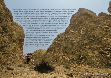 FreeriderMTB Mag (India)_Issue10 - July 2012_Page 44