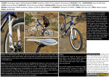 Write-up & Photography | Page 40_Freerider MTB Mag - May 2012
