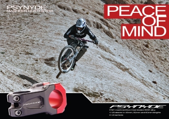 Psynyde Bicycles & Components Advertisement