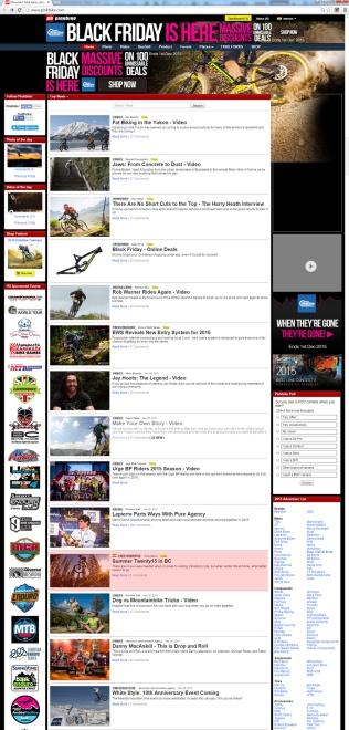 Summer Twenty15 B.C - Featured on Pinkbike.com