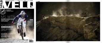 VELO Magazine - October 2017 | Center Spread