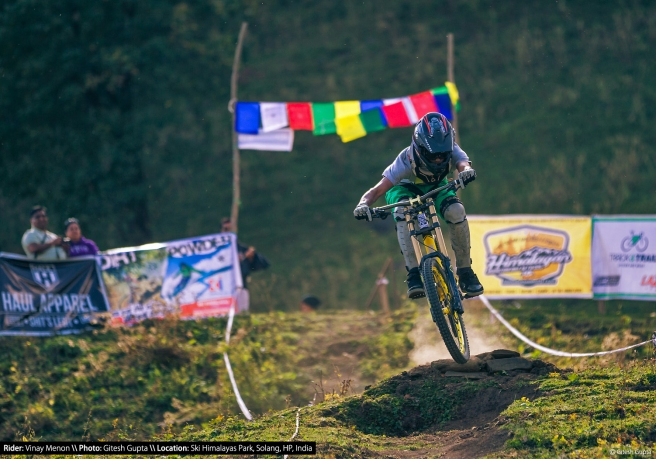 Vinay Menon_Practice1_4th Himalayan MTB Festival 2017_Photo-Gitesh Gupta-INDIA