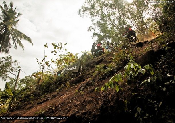 Asia Pacific DH Challenge 2013 \\ Location: Bali, Indonesia.