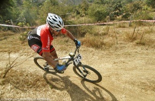 Indian National XC Championship 2015 \\ Location: Pune, MH, INDIA.