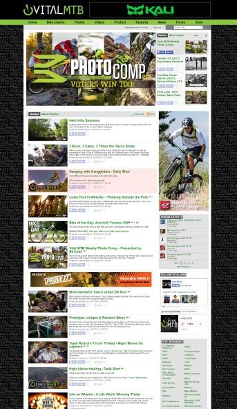 """Daily Shot"" - on VitalMTB.com"