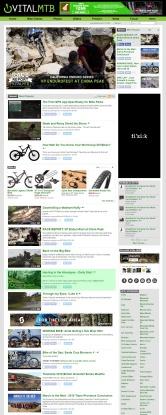 """VitalMTB.com - """"Daily Shot"""""""