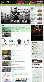 "The Vibe - ""RUSHES"" Featured on VitalMTB.com"