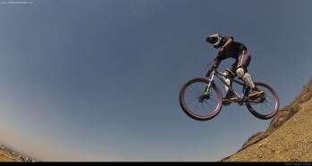 Rider: Cephas Josepf | Photo: Vinay Menon