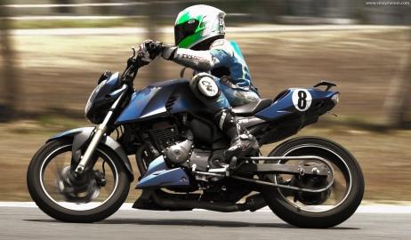 Kanan_Team TVS Circuit Racer_April 2018