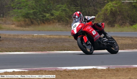 TVS Racing RR Cup 2018 Selection - Aishwarya Pissay (1)
