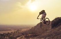 Temperature Peaking - Vinay Menon - Mountain Biking India (2)