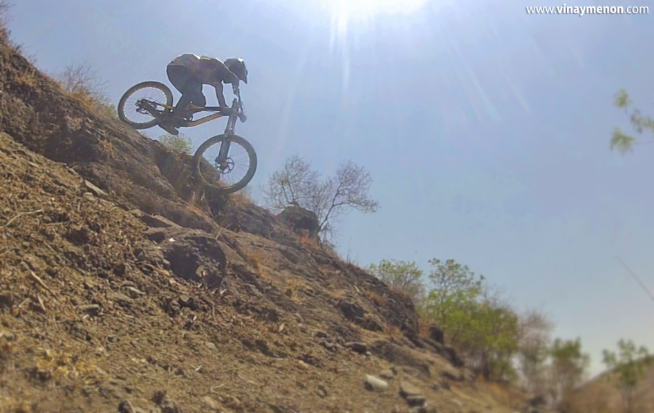 Temperature Peaking - Vinay Menon - Mountain Biking India (9)