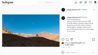 Rider-Vinay Menon-Photo-Praveen Jayakaran-NatGeo Adventure Feature-Instagram-12-8-2020